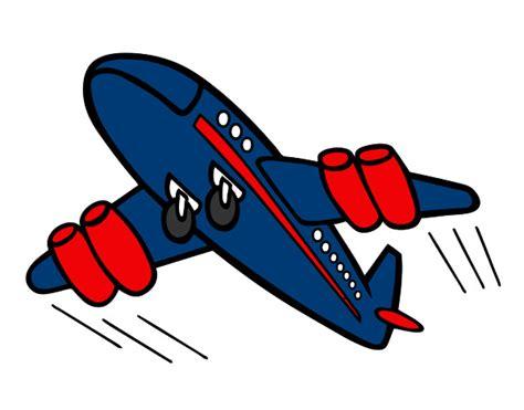 imagenes sin fondo de aviones dibujo de avi 243 n r 225 pido pintado por norigazoch en dibujos
