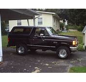 ShowVanist 1989 Ford Bronco Specs Photos Modification