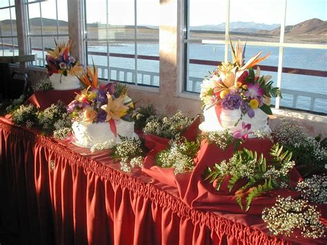 39 best images about ideas for s hawaiian themed wedding on receptions