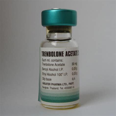 Trenbolin E trenbolone acetate