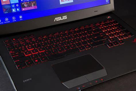 Laptop Asus Rog G751jy asus rog g751jy dh71 review digital trends
