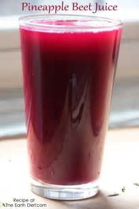 Pineapple Juice Liver Detox by Pineapple Beet Juice Benefits Aids Weight Loss