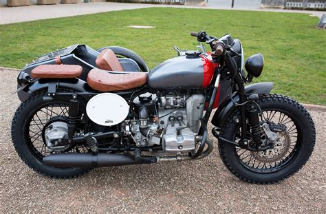 Ural Motorrad Tuning by британский тюнинг мотоцикла 171 урал 187