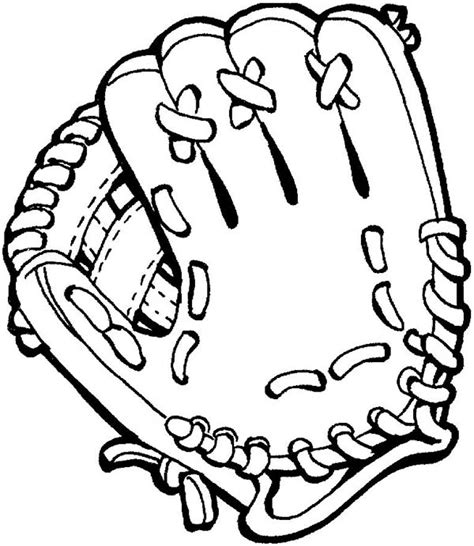 baseball glove picture cliparts co