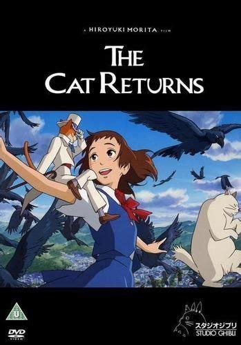ghibli cat film the cat returns studio ghibli hayao miyazaki s art
