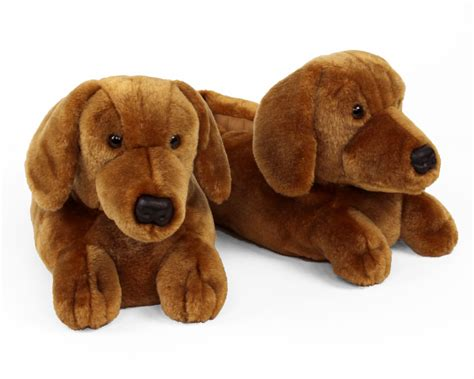 house shoes for dogs dachshund slippers wiener dog slippers