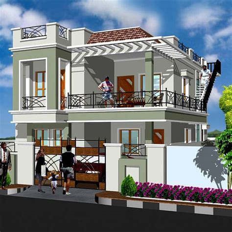 Floor Plans For Houses In India Independent Duplex Houses Available For Sale Rei164915