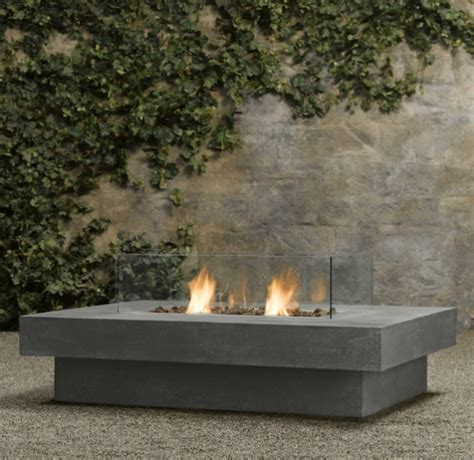 Restoration Hardware Firepit Restoration Hardware Outdoor Furniture Pools And Backyard Pintere