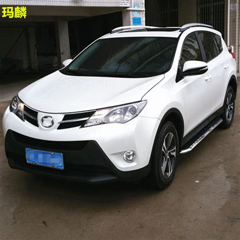 Footstep Running Board Side Footstep Toyota Harrier popular toyota rav4 running boards buy cheap toyota rav4