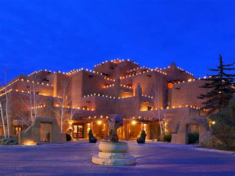 inn of loretto best resorts hotels in new mexico tripstodiscover