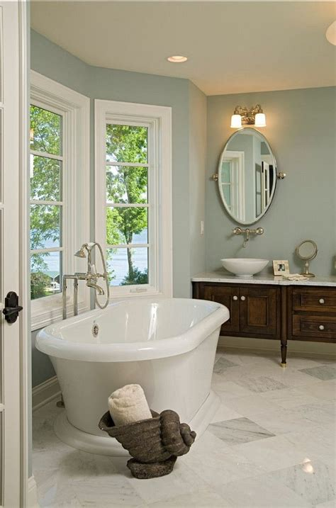 bathroom paint ideas benjamin moore smokey slate paint color bathroom bathroomdesign