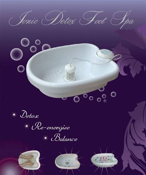 Detox Foot Spa Reviews by Ionic Detox Foot Spa Reviews Productreview Au