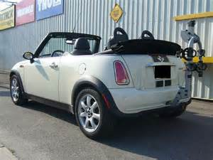 Bike Rack Mini Cooper Convertible How To Carry Bikes On Your Mini Cooper Convertible