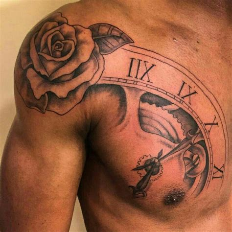 mens small chest tattoos pin by tillman on cool tats shoulder
