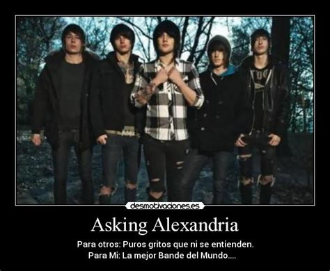 Asking Alexandria Gagak los mejores carteles pictures to pin on