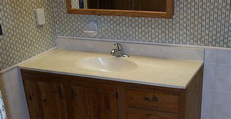 bathroom countertops materials countertop refinishing all bath and counter refinishing