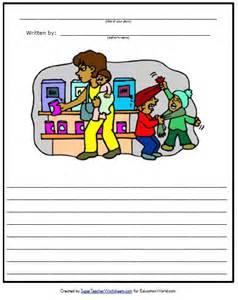 education world super teachers picture story worksheet