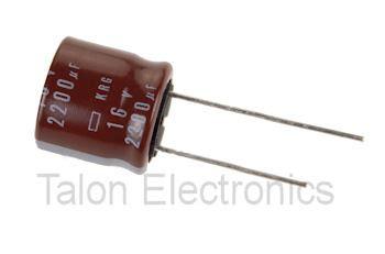 Dijamin Elco 2200 16v 2200uf Kmg 5pcs 16v 2200uf volume 10x20mm 28 images 5pcs new electrolytic capacitors 16v 2200uf volume