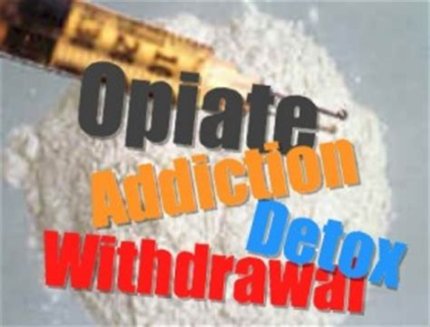 Rely Detox For Opiates by Things You Should For Opiate Detox Recovery Inspire