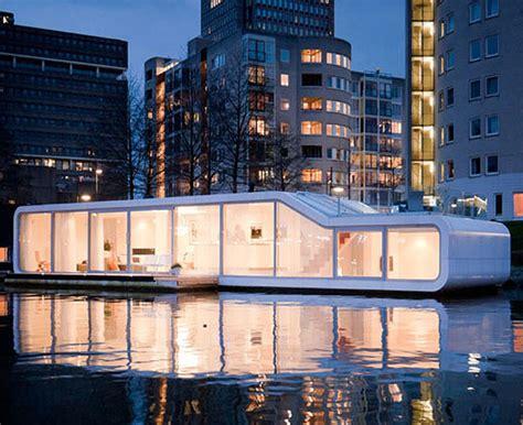 Modern House Blog visua design inspiration 187 watervilla de omval by 31