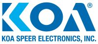 koa speer resistors review wu73 series wide terminal chip resistors koa speer mouser poland