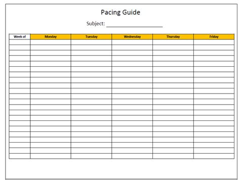 pacing calendar template for teachers step by step guide to planning your homeschool year tj