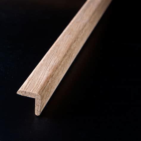 bead tile solid oak angle bead wood trims tile wood flooring