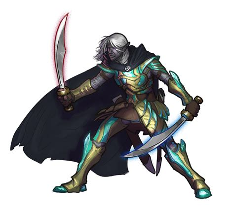 drizzt 013 forgotten realms 0786916575 branzan by kaiserflames on