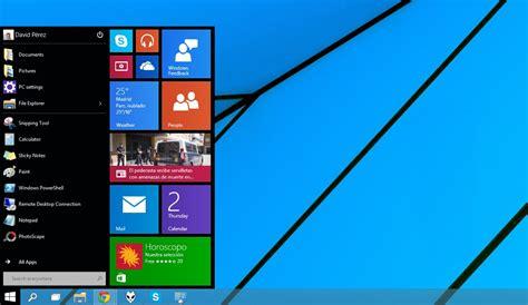 las imagenes de windows 10 las 10 cosas que los usuarios quieren mejorar en windows