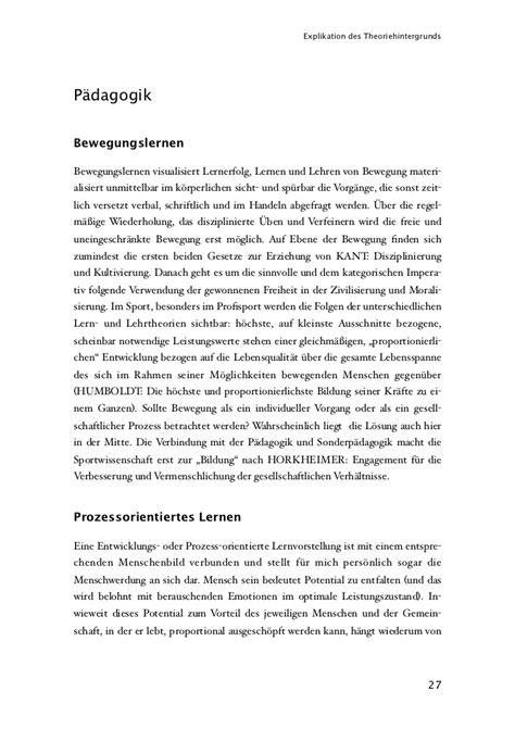 Angebot Muster Kindergarten Magisterarbeit Lars Focke