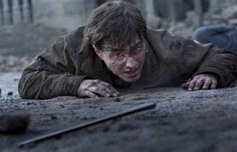 daniel radcliffe harry potter deathly hallows part 2 daniel radcliffe i d never say never to harry potter