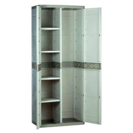 armoire de rangement plastiken 70 penderie