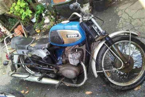 125ccm Motorrad Brief by Mz 125ccm O 150ccm An Bastler Abzugeben Bestes Angebot