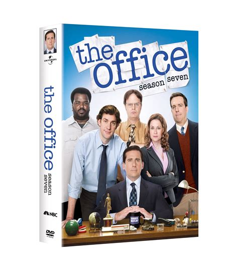 win the office season 7 dvd we are geeks