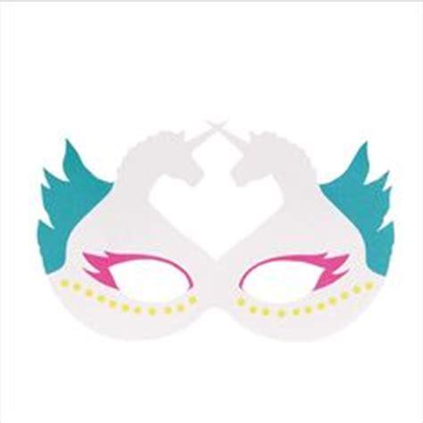 printable unicorn mask 7 best images of photo booth free printable unicorn