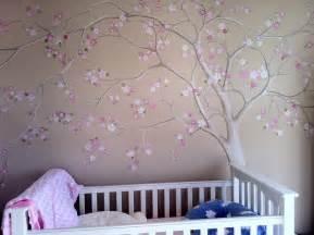 baby nursery tree mural ideas for 2012