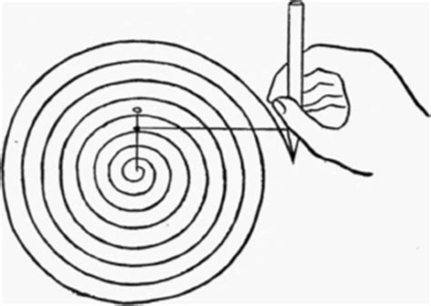how to do spiral doodle how to draw a spiral