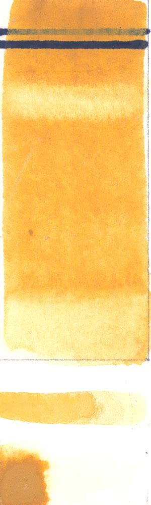 italian yellow earth watercolor paint pigments