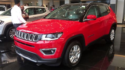red jeep compass jeep compass red and black youtube
