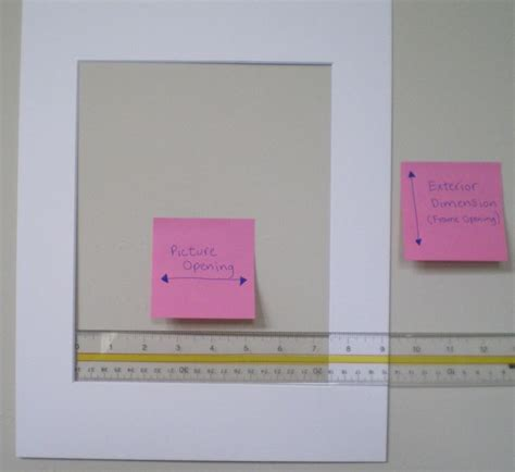 Mat Frame Sizes by Picture Frame Mats How To Choose One Yourpictureframes