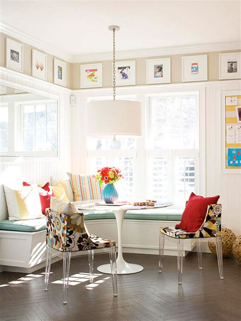 breakfast nook art eat in nook kitchen banquette ideas megan morris
