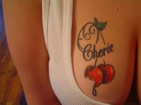 fine line tattoo topeka ks cherries