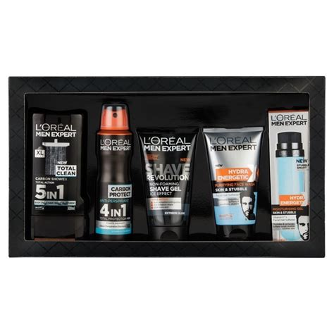 Shoo Loreal Expert l oreal expert barber shop collection zestaw