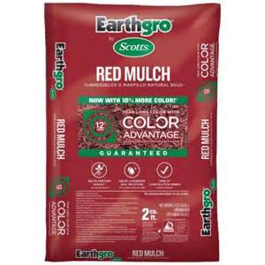 home depot earthgro mulch scotts earthgro 2 cu ft mulch 88452180 the home depot