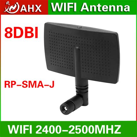 2 4g 8dbi Mini Pannel Antenna Rp Sma Fpv Or Wifi Network P Berkualitas popular directional wireless router antenna buy cheap