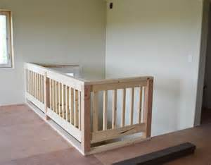 white wood handrail plans diy projects