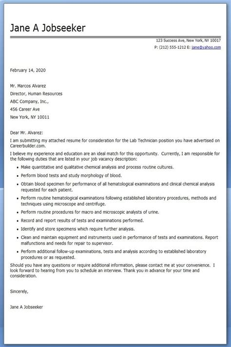 Experience Letter For X Technician Resume Exles College Worksheet Printables Site