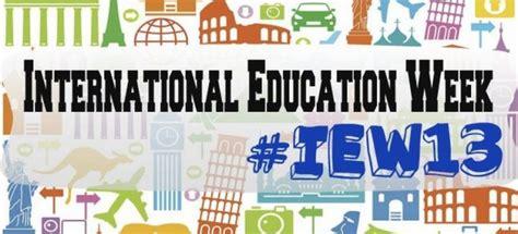 theme for education week 2013 international education week 2013 the vandy admissions