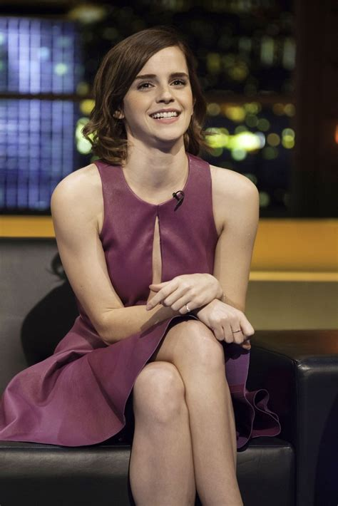 emma watson tv shows emma watson shows off legs in a purple dress on the