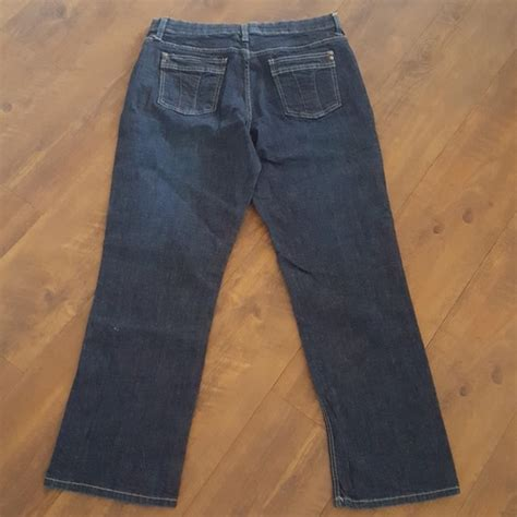 lee comfort waistband stretch jeans 84 off lee denim lee comfort waistband stretch ladies